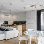 Теплые тона и интерьер квартиры