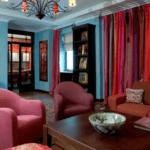 Сочетаемость цветов в интерьере квартиры