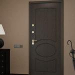 Обеспечат безопасность именно металлические двери