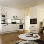 Особенности дизайна квартиры-студии