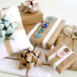 Как подобрать упаковку для подарка женщине?