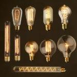 Плюс и минусы ретро-ламп накаливания
