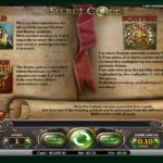 Казино Azino: параметры и характеристики игры Secret Code