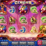 Ключевые характеристики видеослота Circus из казино Goldfishka