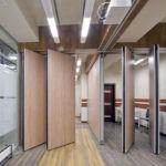Основные разновидности современных офисных перегородок
