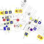 Особенности разработки схем ОДД при производстве дорожных работ