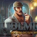 Бонусные символы и особенности игрового автомата Holmes & the Stolen Stones